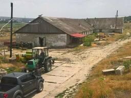 Ферма животноводческая Кучурганы, 65 км от Одессы