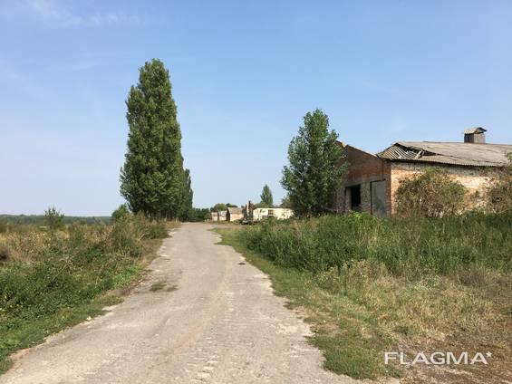 Фермерский комплекс/ферма с/х помещение 5 га земли