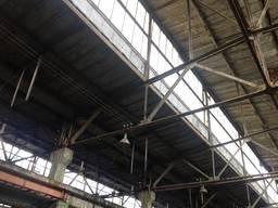 Фермы металлические 15 метров