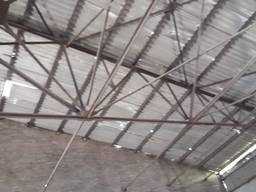 Фермы металлические 36 метров
