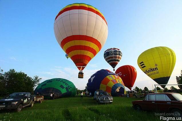 Фестивальный тур воздушных шаров в Каменец-Подольску