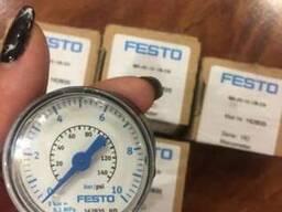 FESTO MA-40-10-1/8 Манометр 4 шт