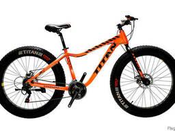 Фетбайк детский велосипед Crossover FT 26x16 новый 140-160см