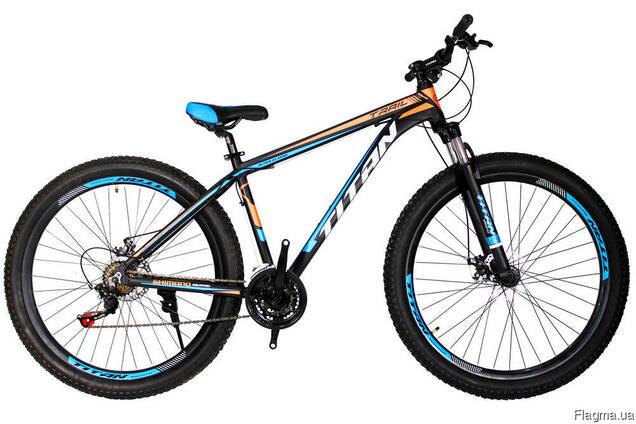 Фэтбайк купить взрослый велосипед Titan Trail 29*3x17. Новый