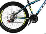 Фэтбайк купить взрослый велосипед Titan Trail 29*3x17. Новый - фото 8