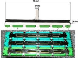 Фейдера для микшерного пульта Behringer Soundcraft a103 b103 d103 Big