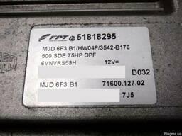 Fiat 500 Блок управления двигателем 1.3 TDi 51818295 б\у