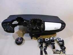 Fiat (Фиат) 500X 2015-2018 Торпедо панель приборов б\у
