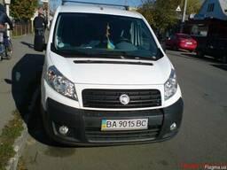 FIAT scudo 2007 LONG