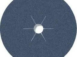 Фибровые круги Klingspor CS570, CS 561, CS 565