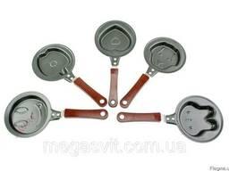 Фигурная мини сковородка (мини-сковородка)