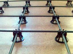 Фиксатор арматуры для горизонтального армирования