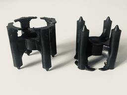 Фиксатор защитного слоя арматуры 25мм стул