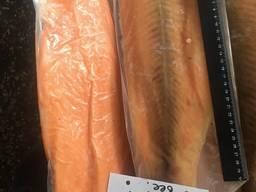 Филе лосося в вакууме Эстония