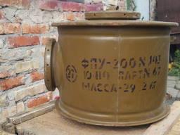 Фильтр для очистки воздуха, в бункер. ФПУ-200 N143 Чернигов