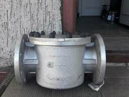 Фильтр газовый Ду 100 (1 бар)