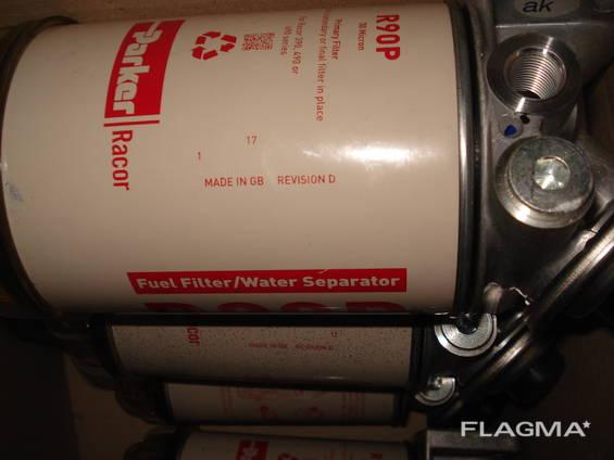 Фильтр грубой очистки топлива, F00290, Parker