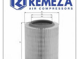 Фильтр компрессора ремеза вк-15, вк-20, вк-30, вк-40 - фото 1