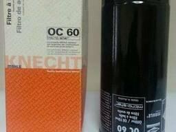 Фильтр масляный Knecht Oc60
