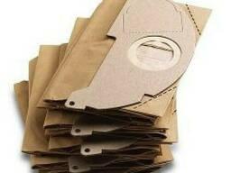 Фильтр-мешок бумажный Karcher к пылесосу WD 2, 5 шт