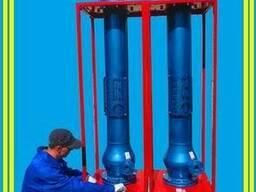 Фильтр оборотной технической воды. Данкер