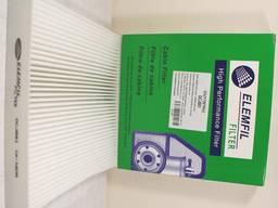 Фильтр воздушный салона elemfil dcg881