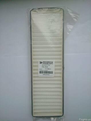 Фильтр салона для погрузчиков JCB (30/925759)