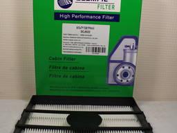 Фильтр воздушный салона elemfil dcg9322
