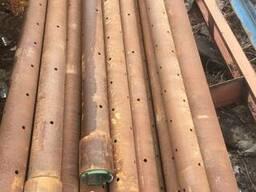 Фильтрационная колонна из обсадной трубы 146-7,7Д