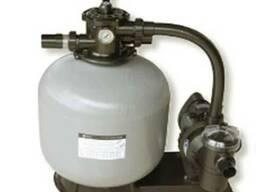 Фильтрационная установка с насосом