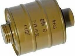 Фильтрующий элемент ДП-1 для противогазов