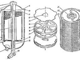 Фильтры для очистки смазочных масел