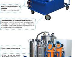 Фильтры для очистки турбинного масла