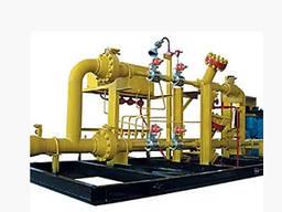 Фильтры-сепараторы очистки природного газа ГРС