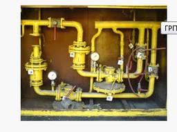 Фильтры-сепараторы очистки природного газа ГРП