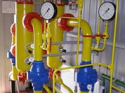 Фильтры сепаторы очистки природного газа ГРП
