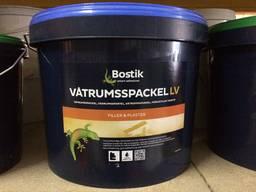 Финишная готовая шпаклевка Bostik Vatrumspackel LV 10 л