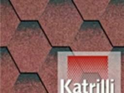 Финская битумная черепица Katepal Цена комплектующие