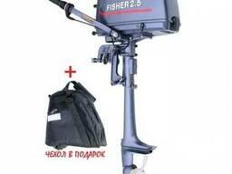 Fisher T 2. 5 BMS лодочный мотор