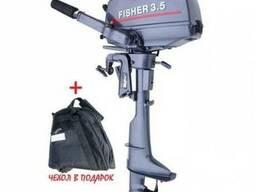 Fisher T 3. 5 BMS лодочный мотор