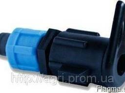 Фитинг-стартер для капельной ленты ( трубки) под ЛФТ