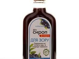 """Фитосироп """"Черничный"""" с медом"""