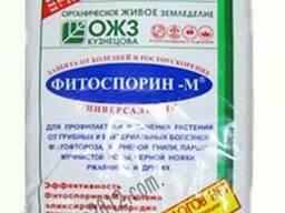 Фитоспорин - бактериальный препарат защиты растений