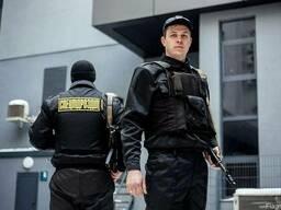 Физическая охрана объектов и граждан