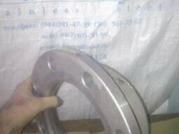 Фланцы алюмин и кольца с отбортовкой нж
