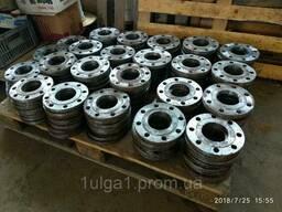 Фланцы стальные Ду80 Ру 10-16. ГОСТ 12820-80