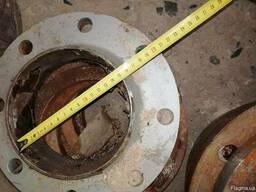 Фланцы стальные плоские Ду150, с хранения.
