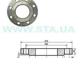 Фланцы стальные плоские от производителя в Украине