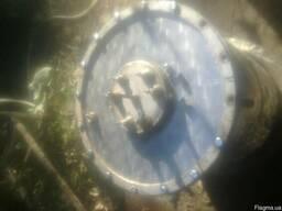 Фланец-крышка-днище пищеварочного котла КПЭ-60
