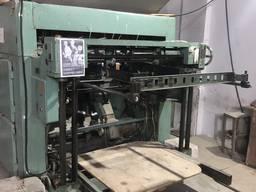 Флатовочное листорезальное оборудование 4ЛР-120